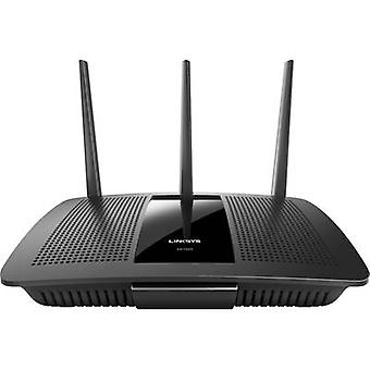 Linksys EA7500 WiFi router 2.4 GHz, 5 GHz 1.9 Gbi