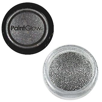 PaintGlow Glitter Shaker Colour Silver