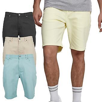 Urban Classics - STRETCH TWILL Elastische Sommer Shorts