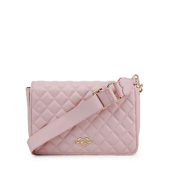 Love Moschino Women Crossbody Bags Pink