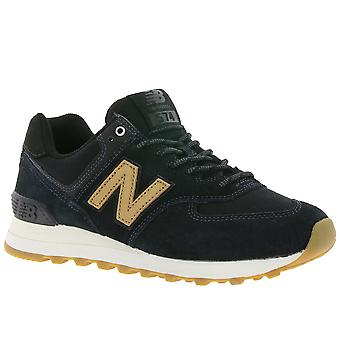 New balance 574 sneaker sneakers black