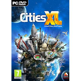 Städer XL (PC DVD)