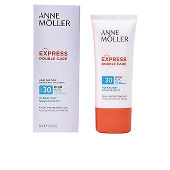 Anne Möller Express cuidado doble Ultra Light Spf30 fluido 50 Ml Unisex