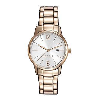ESPRIT damer ur armbånd watch Abbie rustfritt stål Rosé ES100S62014