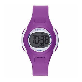 ESPRIT Kids Digital kids watch tp - 90647 purple ES906474001