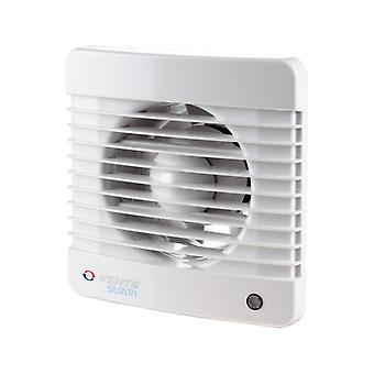 Vents energy-saving bathroom fan 100 Silenta-M series different models up to 78 m³/h IP34