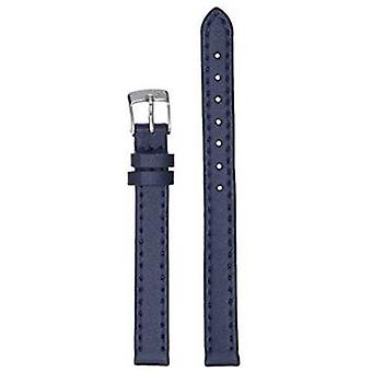 Morellato Strap Only - SPRINT NAPA LEATHER BLUE LIGHT10 A01X2619875062CR10 Watch