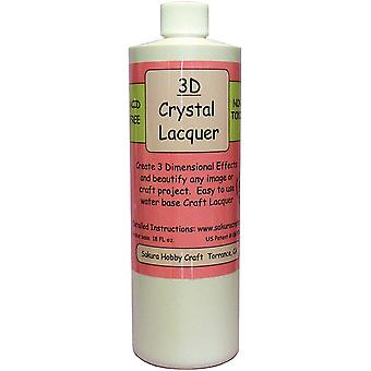 3D Crystal Lacquer Refill-18oz