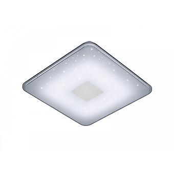 Trio oświetlenie lampa sufitowa nowoczesne akryl biały samuraj