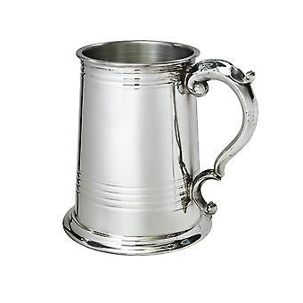 Worcester 1 Pint Pewter Tankard