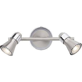Ceiling floodlight LED GU10 10 W Brilliant Sanny