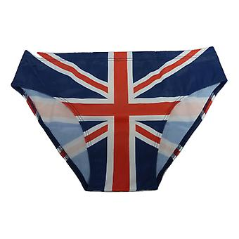 Union Jack Wear Swimming Brief XXL
