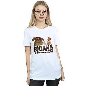 Disney kvinders Moana eventyr i Oceanien kæreste Fit T-Shirt
