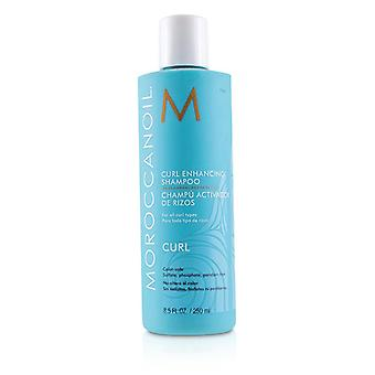 Moroccanoil Curl Enhancing Shampoo (For All Curl Types) - 250ml/8.5oz
