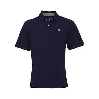 Signature Polo Shirt - Navy