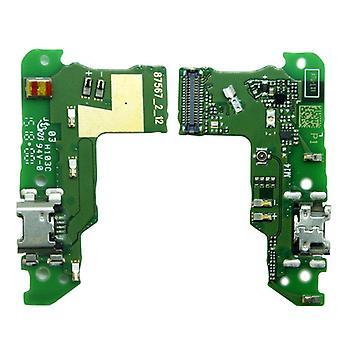 Für Huawei Y6 2018 Ladebuchse Micro USB Dock Platine Board Ersatzteil Neu