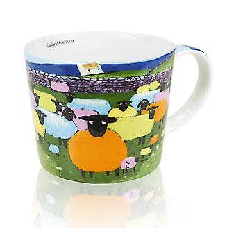 Thomas Joseph Single Mug, Dolly Mixtures