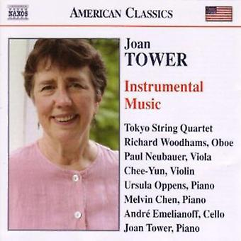 J. tower - Joan tårn: Instrumentalmusik [CD] USA import