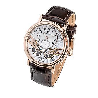 Carl of Zeyten men's watch wristwatch automatic black forest CVZ0017RWH