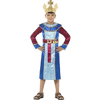 Barn kostymer King Melchior drakt for barn