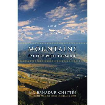 ウコンとリル ・ バハドゥール ・ Chettri - マイケル ・ j ・ H によって描かれた山