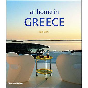 Thuis in Griekenland door Julia Klimi - 9780500511657 boek