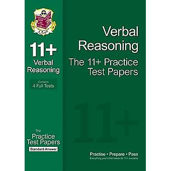 11 + verbale Argumentation Praxis Test Papers - Standard-Antworten von CG