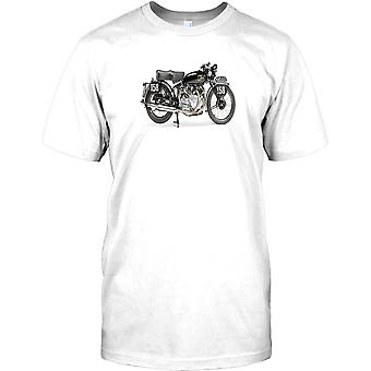 Vincent HRD - klassisk brittisk cykel Mens T Shirt