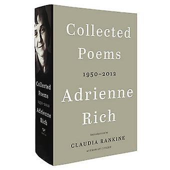 Indsamlet digte - 1950-2012 af Adrienne Rich - Claudia Rankine - 97803