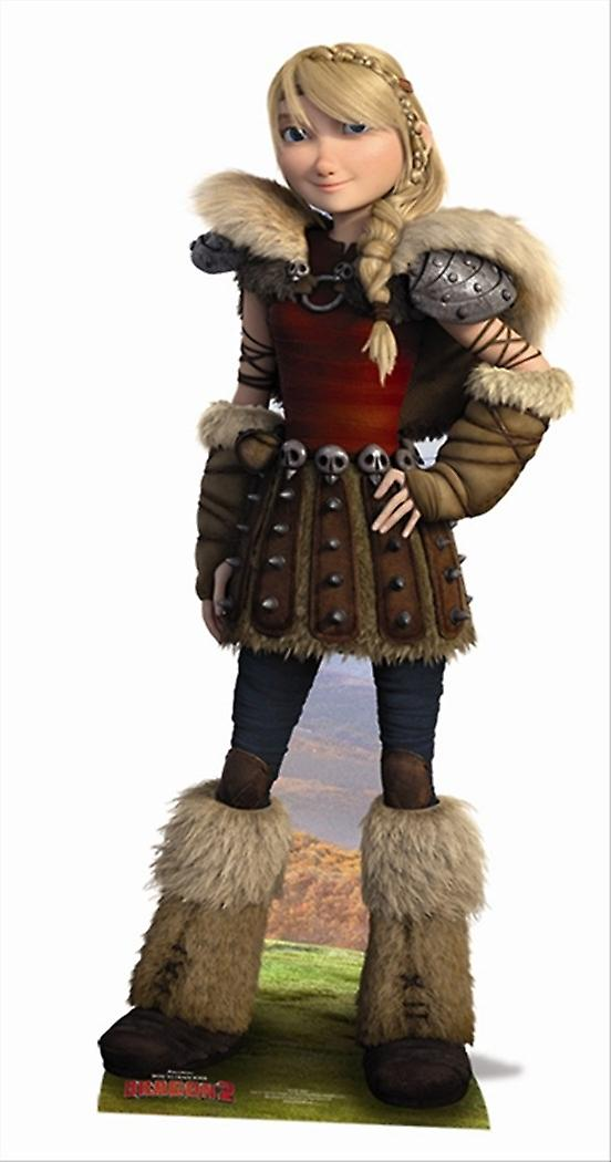 Astrid from How To Train Your Dragon 2 Cardboard Cutout / Standee / Standup