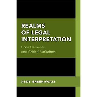 Sfery interpretacji prawnej - podstawowe elementy i krytyczne zmiany