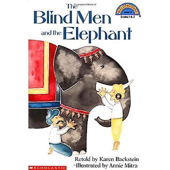 O homem cego e o elefante (Cartwheel livros)