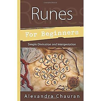 Runes voor Beginners: eenvoudige waarzeggen en interpretatie