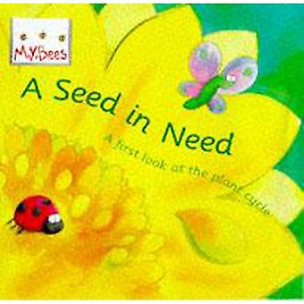 Seed in Need: First Look at the Life Cycle of a Flower (MYBees)