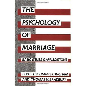 De psychologie van het huwelijk