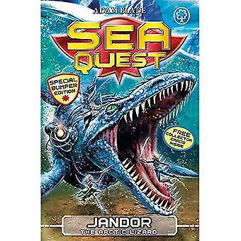 Sea Quest: Särskilda 5: Jandor arktiska ödla