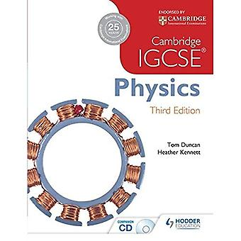 Cambridge IGCSE física 3ª edición plus CD