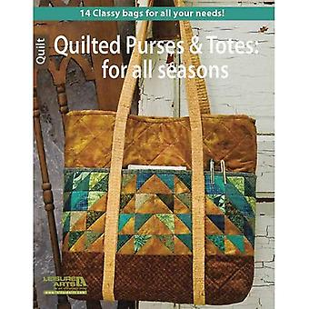 Quilted Purses and Totes (Drg/Annies Publishing)
