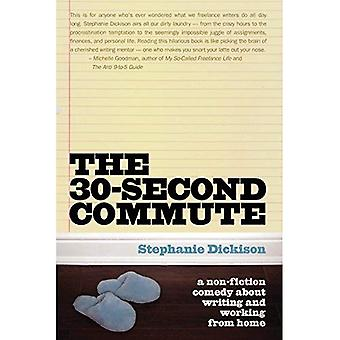 30 Second Commute, The: The Perks and Perils of Being a Freelance Writer