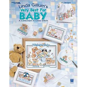 Linda Gillums Very Best for Baby: A Collection in Cross Stitch