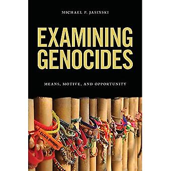 Examining Genocides
