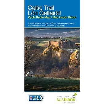 Celtic Trail Cycle Route Map