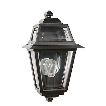 Mezza wandlamp - zwart