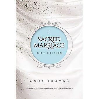 Édition de cadeau de mariage sacré