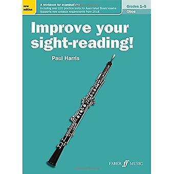 Förbättra din Sight-läsning! Oboe årskurs 1-5 (förbättra din Sight-läsning!)