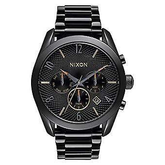 Nixon Analog quartz ladies with stainless steel strap A366-1616-00