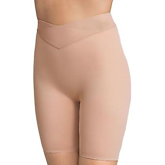 انتصار الشكل الحقيقي الإحساس اللباس الداخلي الطويل Shapewear قصيرة السلس الجلد Cs (6106)