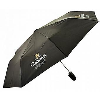 Guinness Auto-Open Folding Umbrella   (sg)