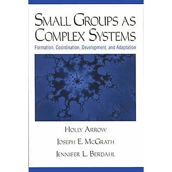 Small Groups as Complex Systems Formation Coordination Development and Adaptation by Arrow & Holly