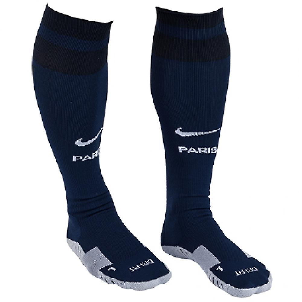 2015-2016 PSG Nike Home Socks (Navy)